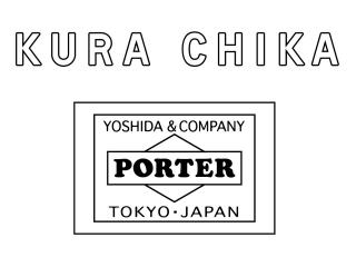 KURA CHIKA by PORTER